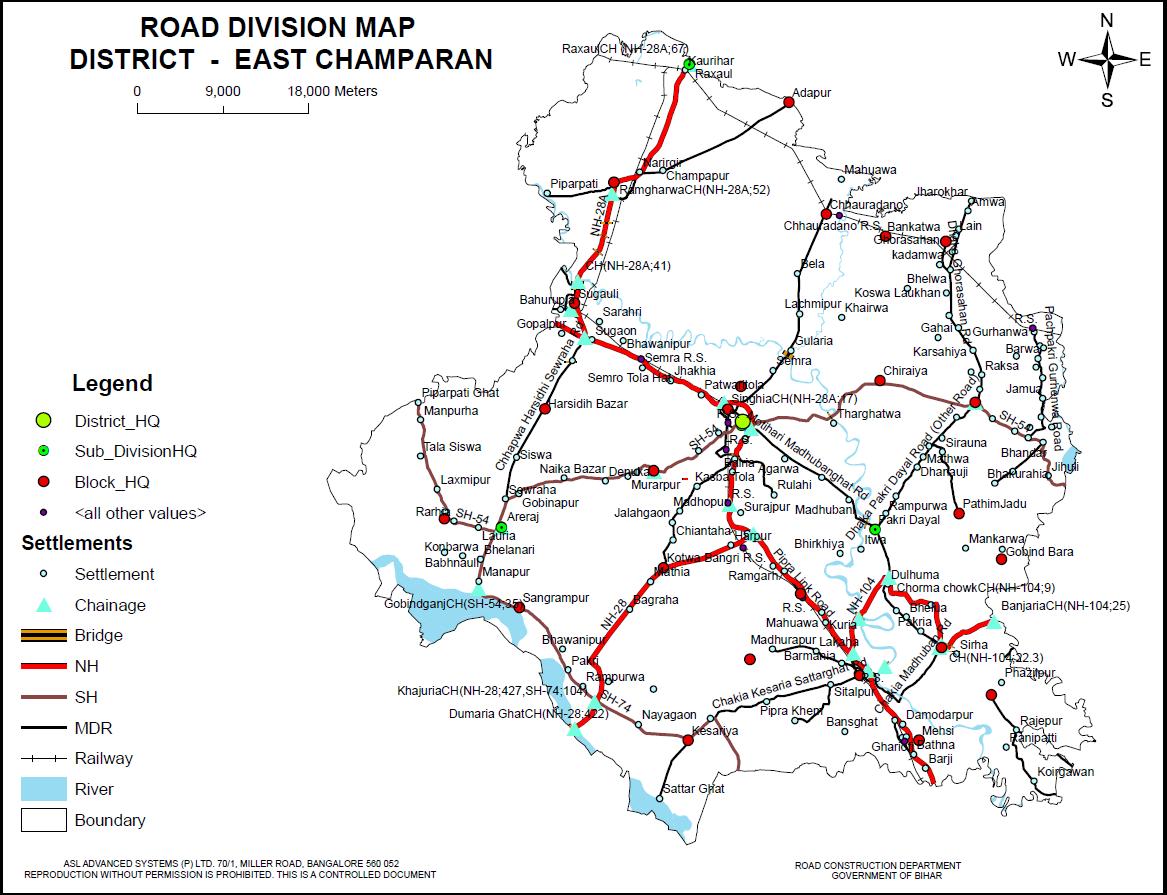 Bihar Floods in 1987 – II – East Champaran